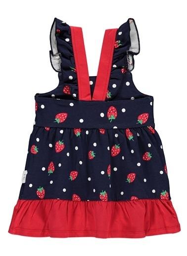 Kujju Kujju Kiz Bebek Elbise 6-18 Ay Lacivert Kujju Kiz Bebek Elbise 6-18 Ay Lacivert Lacivert